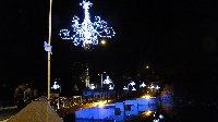photo de la sortie Ballade des Lumière de Noel à Montbéliard !