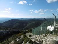 MONTPELLIER rando: Le Mont Saint Baudille