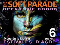 photo de la sortie CONCERT the soft parade