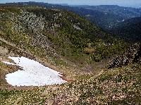 NANCY Le Hohneck sentier des roches variante