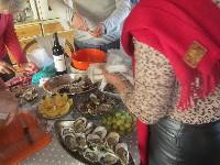 NANTES Buvette et huitres