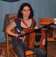 profil de acordeonista