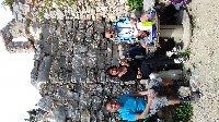 PERPIGNAN Gorges du Vivers village de Perellos