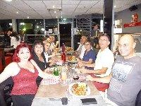 POITIERS Repas avant soirée SBK