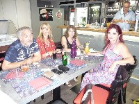 POITIERS Repas avant karaoké