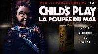 photo de la sortie Chucky-Child's Play. La poupée du mal